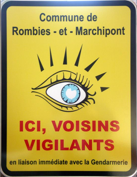voisins vigilants rombies